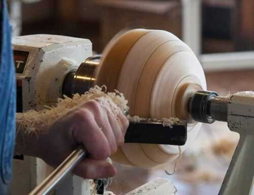 How To Turn A Bowl On A Lathe From Scrap Wood?