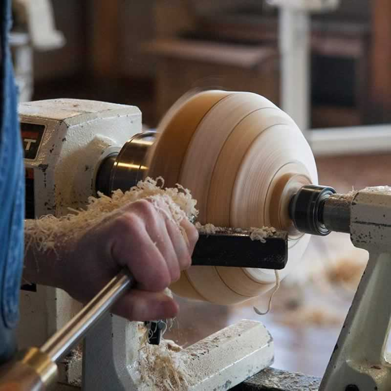 How To Turn A Bowl On A Lathe