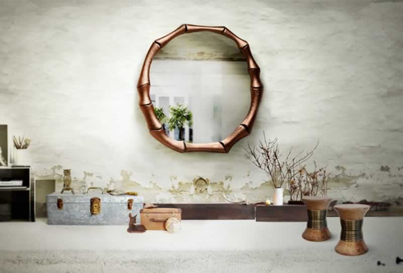 How to Decorate Your Walls and Make Your House Livelier - mirror