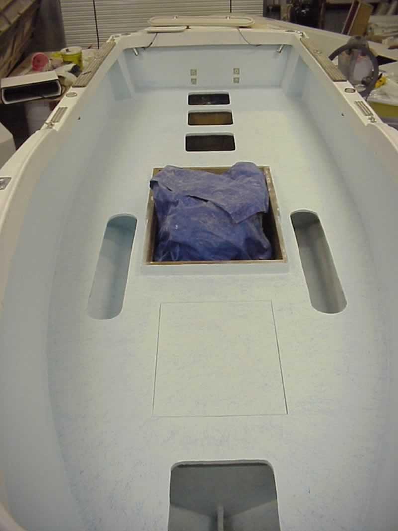 How to Fiberglass a Boat Floor