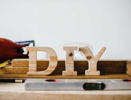 How to Start Your DIY Project at Home Today