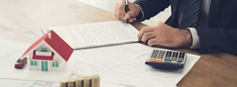 Precautions taken in the act of property valuation