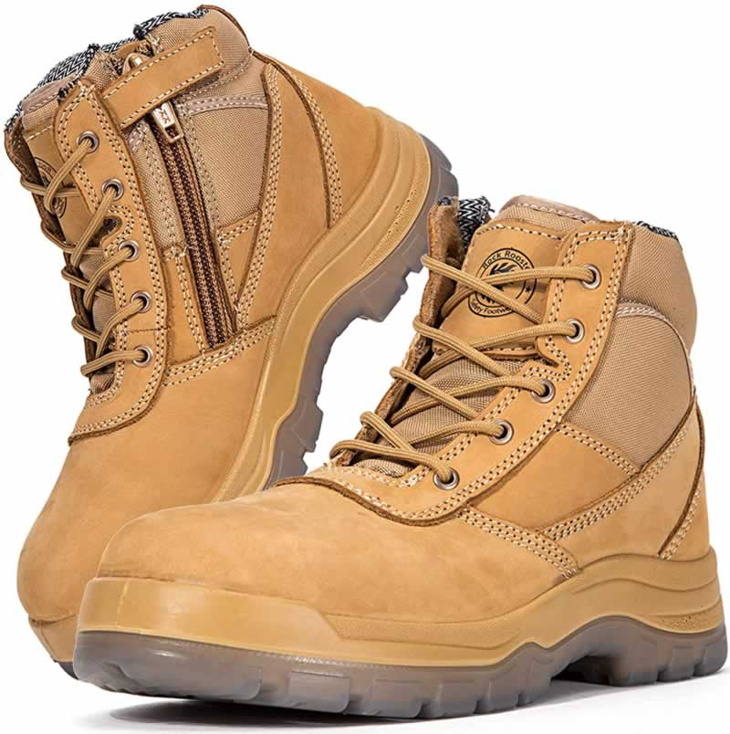 RockRooster Work Boots - The Most Comfortable and Durable Pair