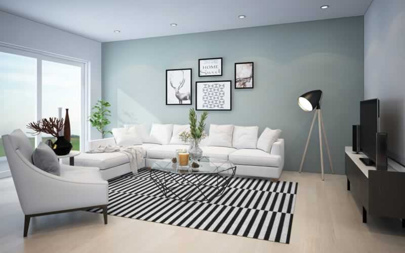 The Advantages of Hiring Interior Design Services - living room