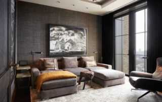 The Advantages of Hiring Interior Design Services - seating ares