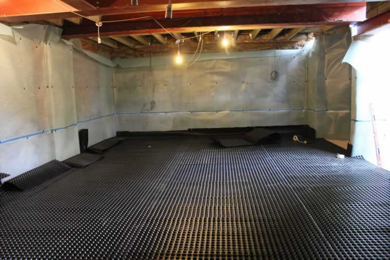 The Benefits Of Basement Waterproofing In Philadelphia - interior