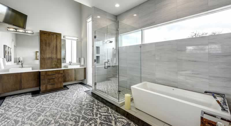 The Top 5 Unique Shower Designs - spa inspired