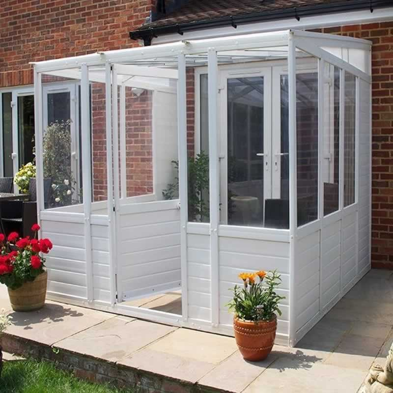 The Ultimate Guide to DIY Conservatories - small conservatory