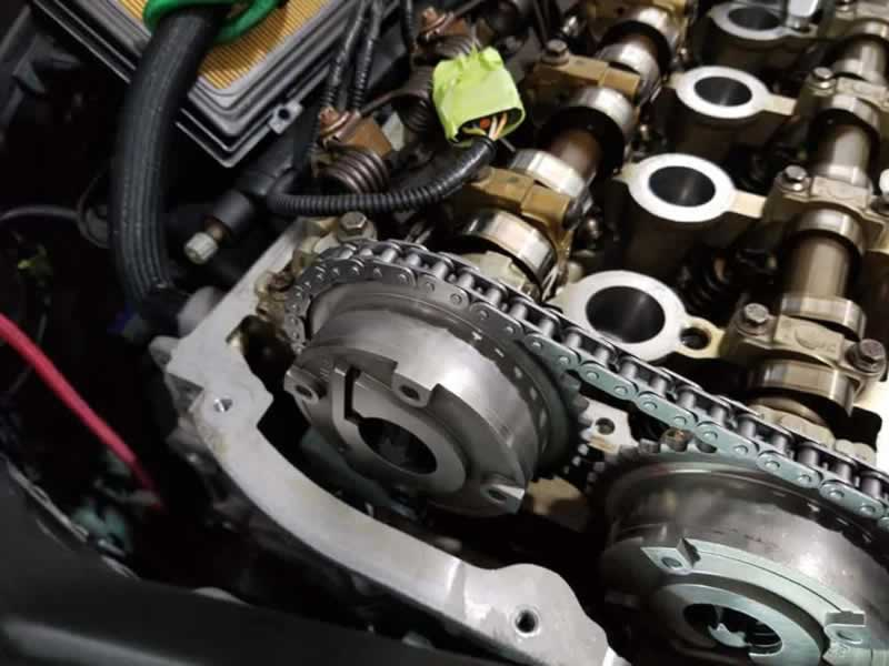 Timing Chain Replacement Costs