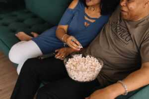 Top 6 Ways To Improve Your Home Entertainment Experience - snacks
