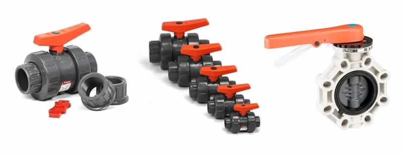 Top Benefits of PVC Valves - valves