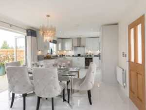 Ways to Transform A House into A Beautiful Home - dining room