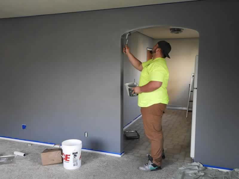 What You Should Know Before Remodeling an Existing Home - painting