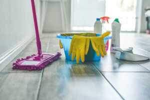 4 Reasons Why Cleaning Your House Is a Top Priority During this Time of Pandemic - cleaning supplies