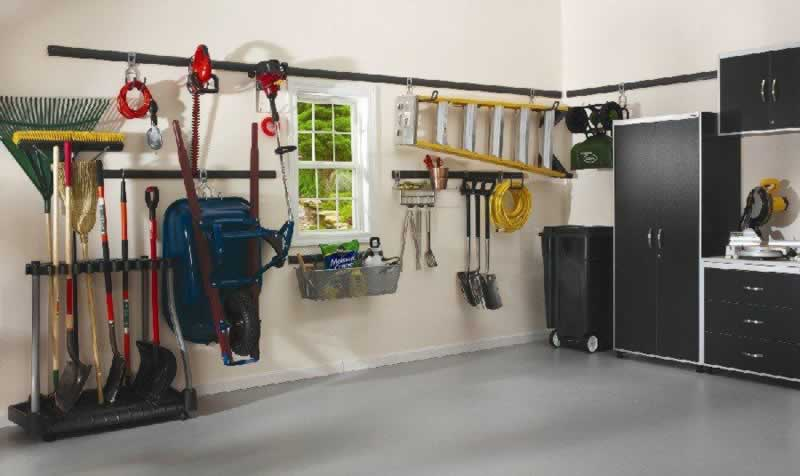 5 Ideas to Customize Your Garage Storage - garage