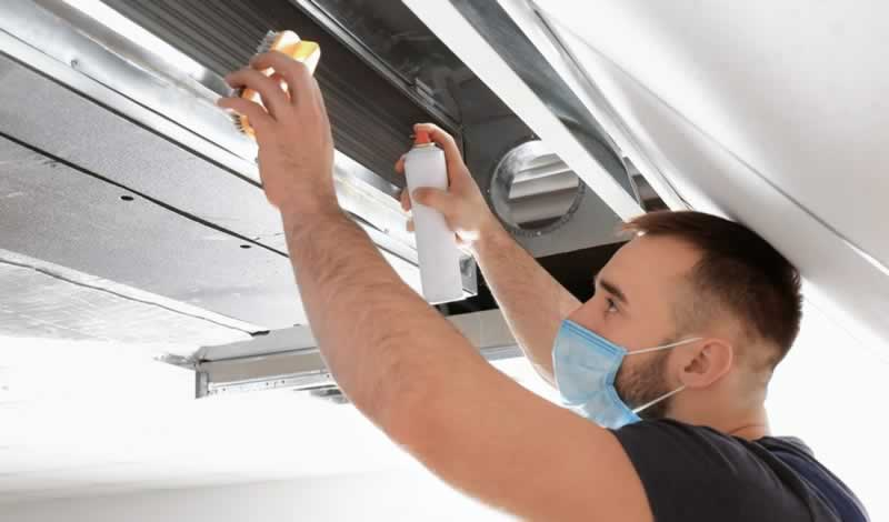 5 Major Benefits of Air Duct Cleaning - cleaning