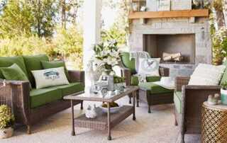 5 Ways to Improve Your Outdoor Décor - seating