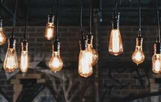 6 Space-Saving Ideas You Can Use For A Small Home - lights