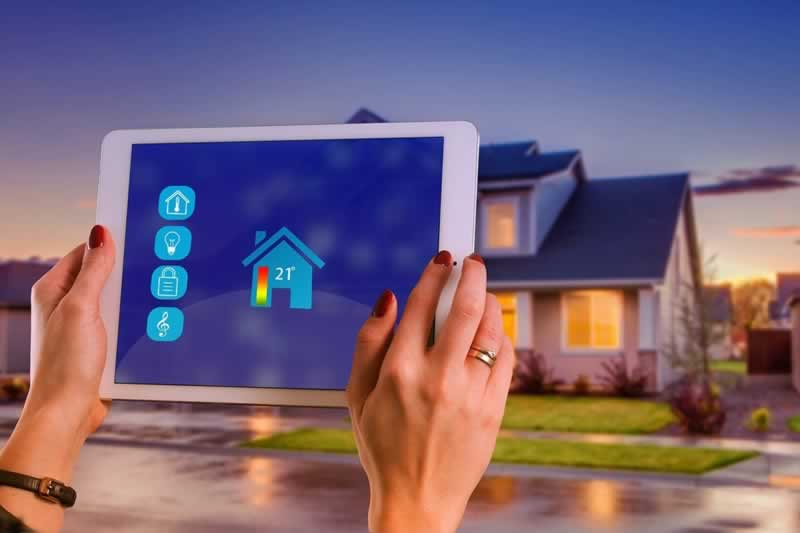 Advantages of Having a Smart Home - temperature
