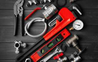 Basic Tools Every True Plumber Needs in His Set - plumber set