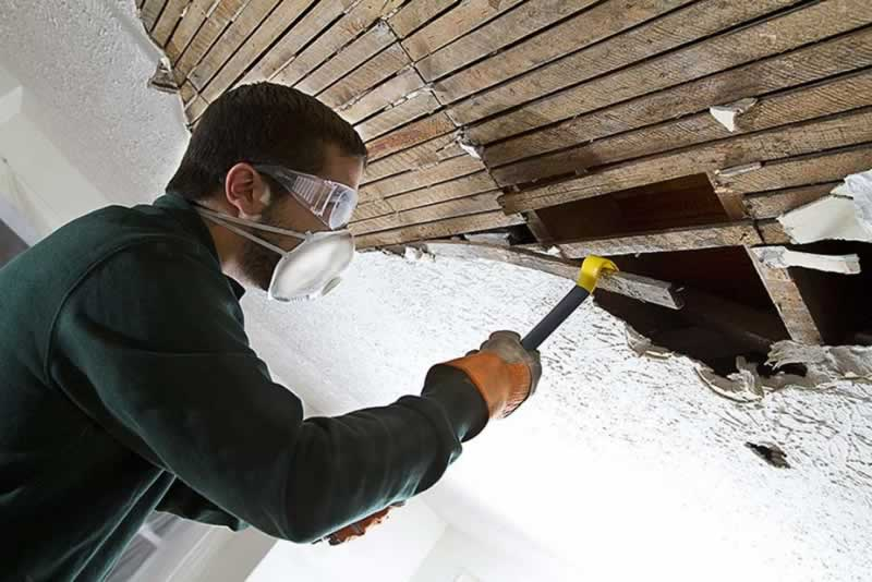 Be aware of these hazards when you're remodeling your home