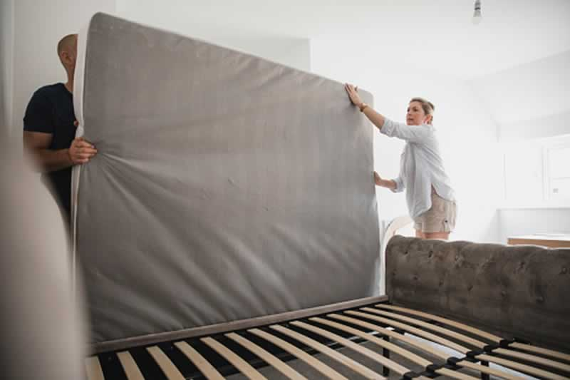 Body Impressions On A Mattress - flipping the mattress