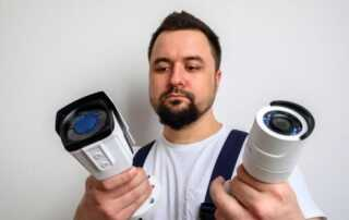Common Questions to Ask Before Buying a Security Camera - deciding