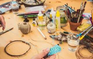 DIY Craft Ideas for Creative Beginners - craft supplies