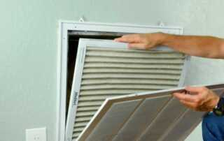 Easy Steps to Make Your Air Conditioner At Home Last Longer - filter replacement