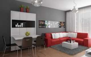 Home Improvement Ideas for Small Houses - living room