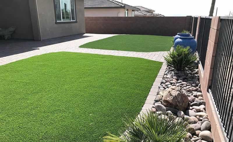 How To Bring Your Backyard Back To Life - artificial turf