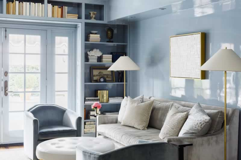 How to Choose the Right Paint For Your Project - glossy