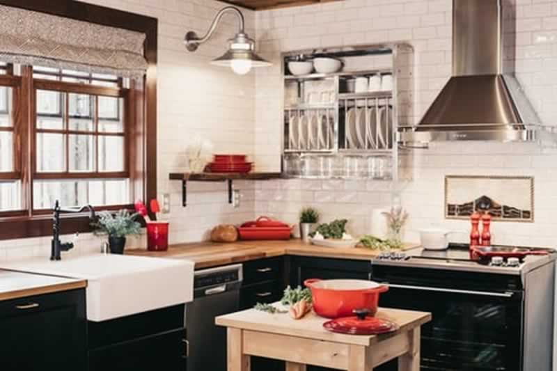 How to Organize Your Small Kitchen Appliances