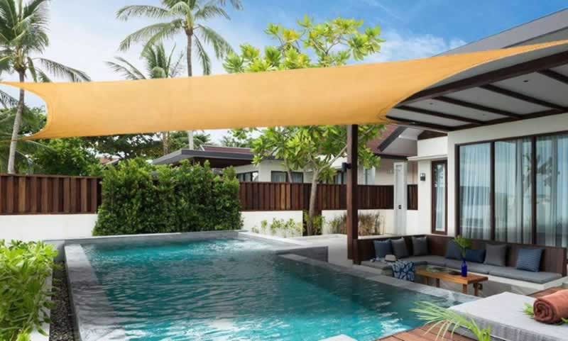 How to Use Shade Canopies Around Your Home or Business