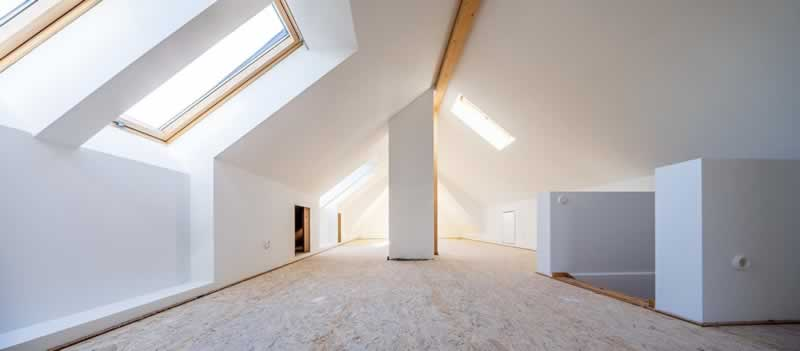 Improve Your Living Space with Roof Windows