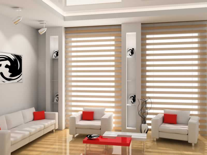 Key Tips To Choosing The Perfect Blinds For Your Windows - room with blinds