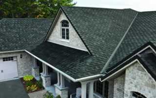 Metal Roofing vs. Asphalt Shingles - asphalt shingles