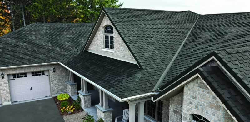 Metal Roofing vs. Asphalt Shingles - asphalt shingles