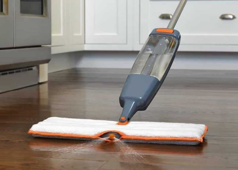 Modern problems require modern solutions easy-to-use sprays - floor