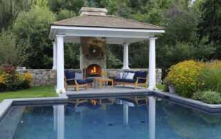 Pool Decks with Gazebos are Trending Right Now