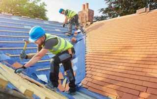 Roof Repair vs. Replacement - roof replacement