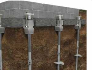 Six Benefits of Using Helical Piers in Foundation Work