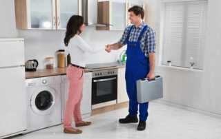Tips On How To Prepare For A Repair Service Drop-In - shaking hands
