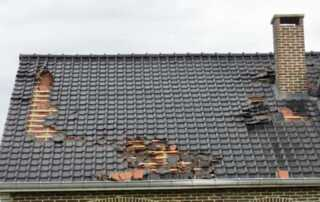 What To Do If Your Roofing Gets Damaged By Strong Winds