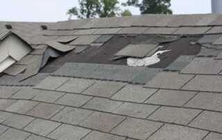 What To Do If Your Roofing Gets Damaged By Strong Winds - shingles
