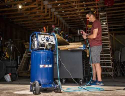 What is the 20 gallon air compressor