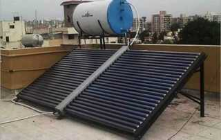Which Type of Water Heating Method is Right For Your Home - solar water heater