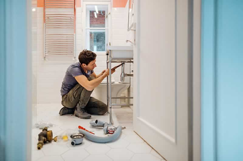 Why DIY Is the Way to Go for House Repairs - fixing the drain
