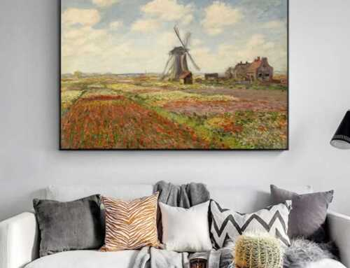 11 Oil Paintings Which will be Perfect for Your Living Room