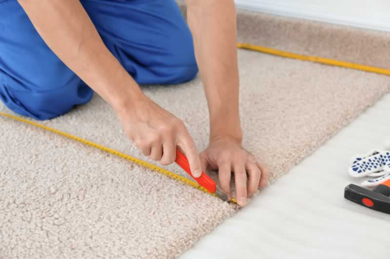 15 Things You Need To Install Carpeting In Your Home